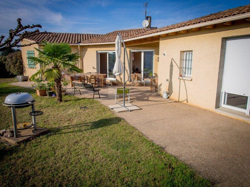 Annonce location maison mercurol 26600 120 m 920 for Annonce location maison